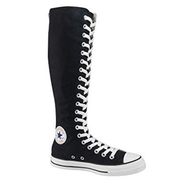 Converse Shoes   All Star Knee High